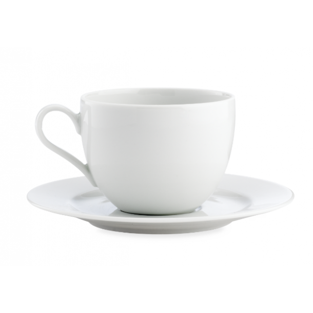 Aldente Kaffekop m/ Underkop 20 cl., 4 pak.
