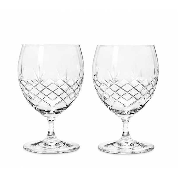 Frederik Bagger Crispy Eightball Glas 2 stk. - 55 cl.
