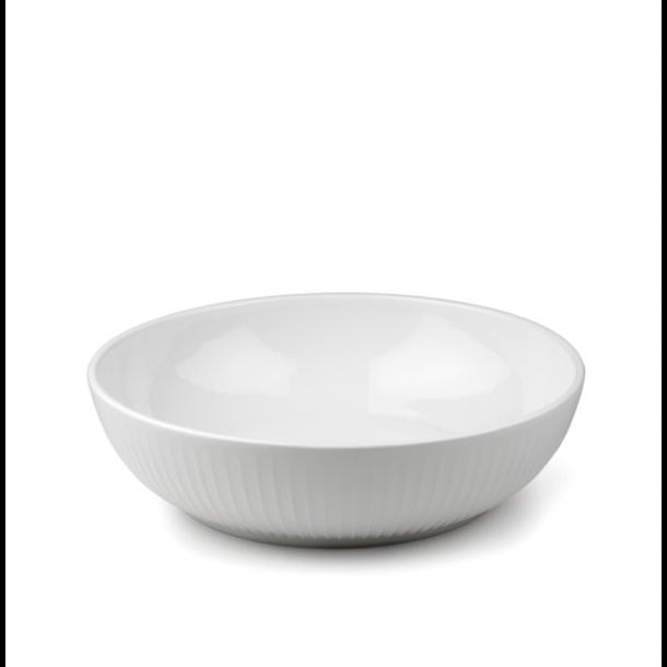 Hammershøi Salatskål, 30 cm. Hvid