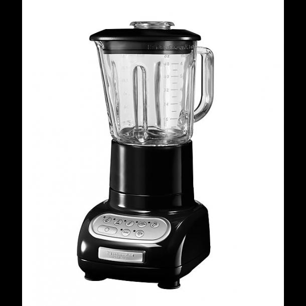 KitchenAid Artisan Blender 1,5 + 0,75 l - Sort
