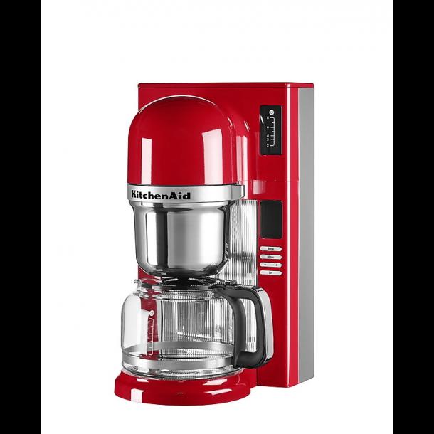 KitchenAid Pour Over Kaffemaskine 1,25 L - Rød