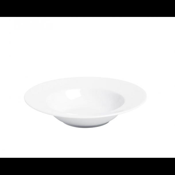 Pillivuyt Pastatallerken Ekstra Dyb, Ø 24,5 cm.
