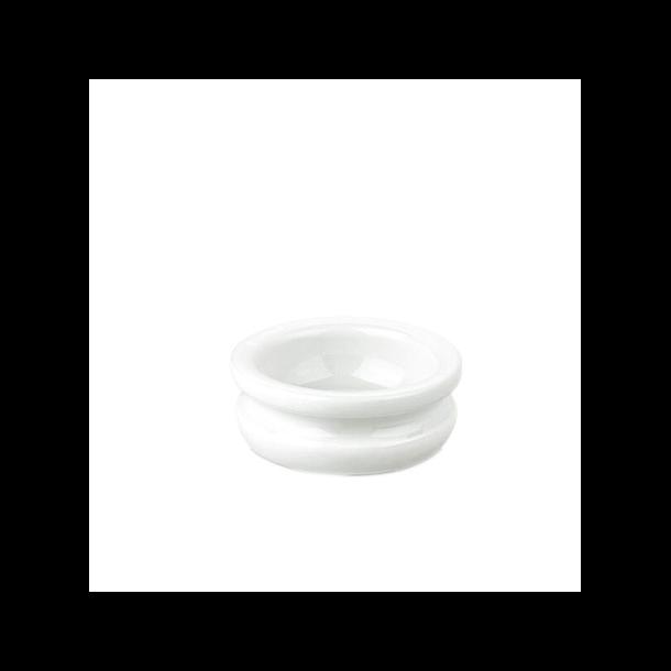 Pillivuyt Smørportionsskål, 3 cl, Ø 6,5 cm.