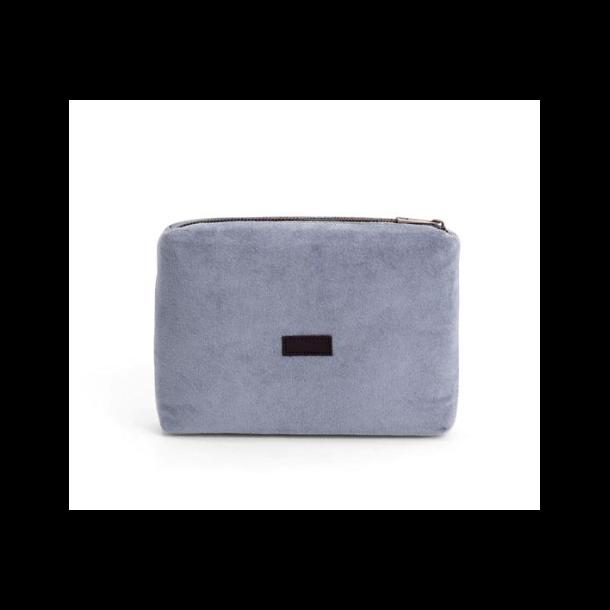 Södahl Velvet Toilettaske 5 X 22 X 15 cm - China Blå